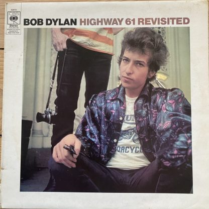 CBS 62572 Bob Dylan Highway 61 Revisited