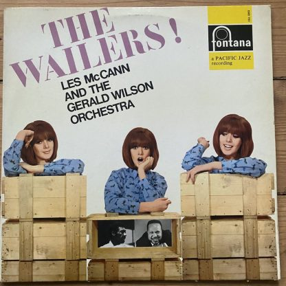 688 150 ZL Les McCan & the Gerald Wilson Orchestra - The Wailers!