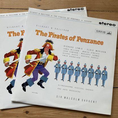 ASD 381-2 Gilbert & Sullivan The Pirates of Penzance