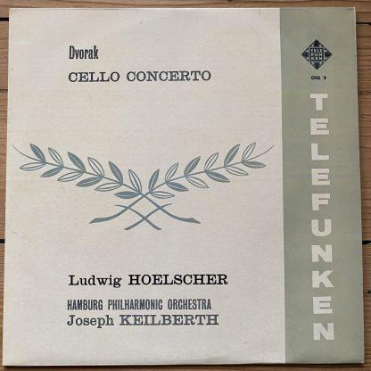 DVORAK HOELSCHER