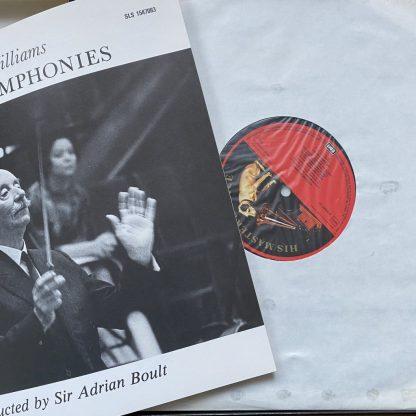 SLS 836 Beethoven Complete Cello Sonatas / Paul Tortelier 2 LP box