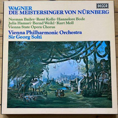 D13D 5 Wagner Die Meistersinger Von Nürnberg / Solti