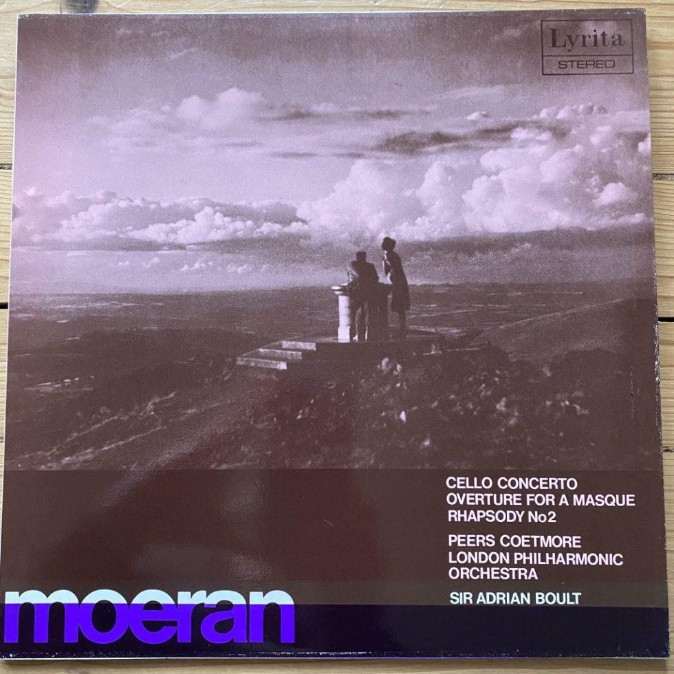 SRCS 43 Moeran Cello Concerto etc. / Peers Coetmore / Boult / LPO