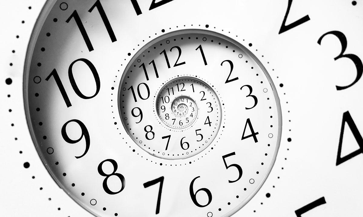 L'inexorable accélération du temps jusqu'à l'Événement !