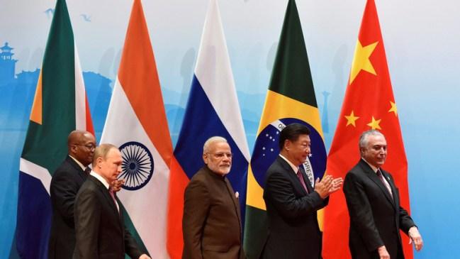 Infiltration des pays de la BRICS et effondrement financier mondial en janvier 2020 ?