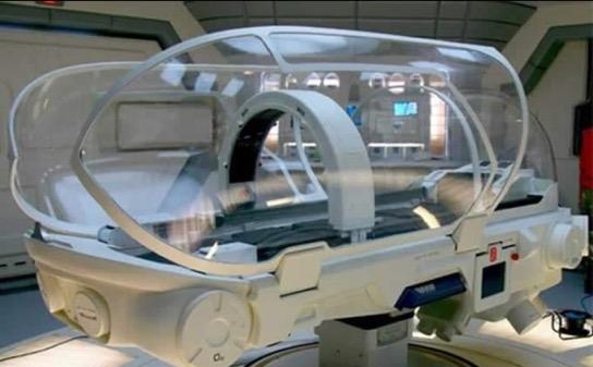 Chambres à Tachyons ou Med-Beds ? Explications et références