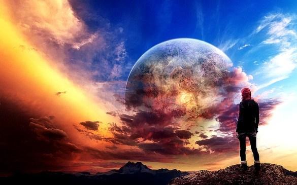 Chronologie terrestre de l'affrontement entre les forces de l'Ombre et les forces de la Lumière des origines de l'Univers à aujourd'hui