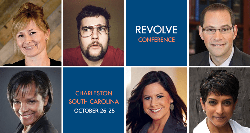 Announcing the First Round of Speakers for 2016