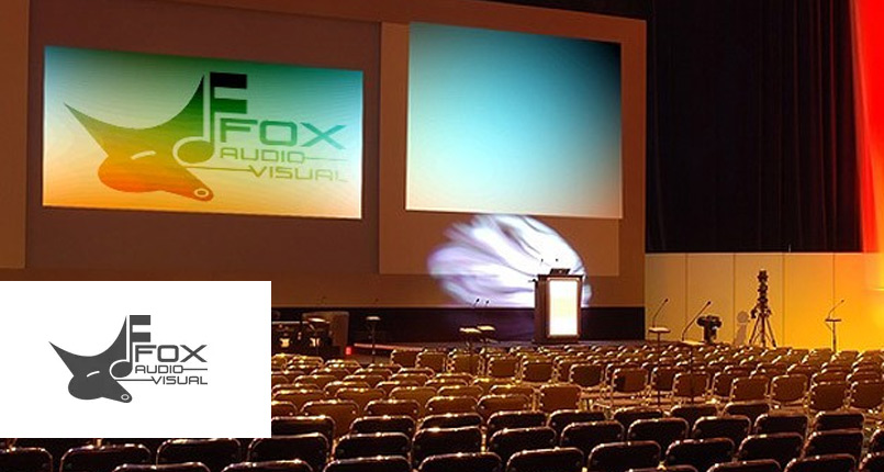 Fox Audio Visual - Revolve Conference's AV Sponsor