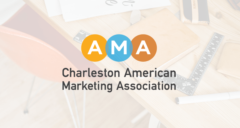 Announcing Charleston American Marketing Association as a Community Partner