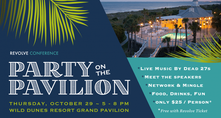 The Party on the Pavilion - October 29