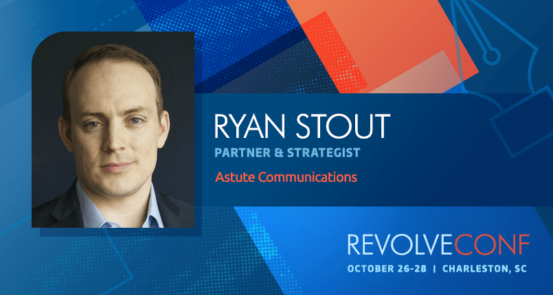 Speaker Spotlight - Ryan Stout