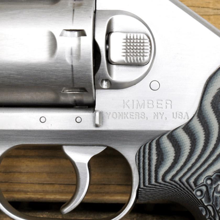 3-inch kimber K6s
