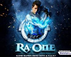 Ra.One :Review of The  Movie