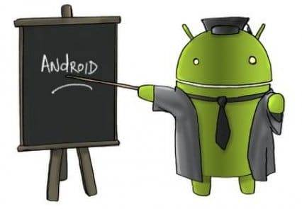 Android Training for Developers from Google
