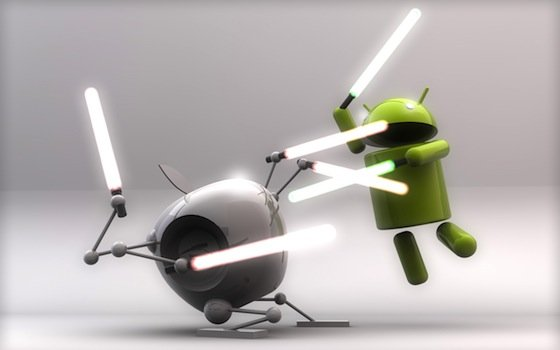 Apple has Spent Hundreds of Millions on a War with Android