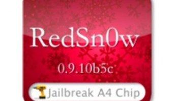 Dev-team releases redsn0w 0. 9. 10b5 for mac, windows.
