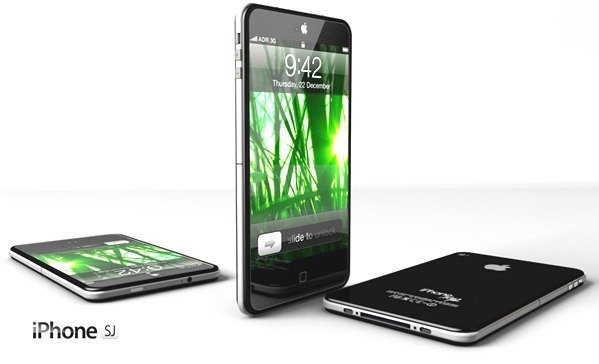 New Apple Product Ideas for 2012 - iPhone SJ,iBox,iCam (Concept Video)