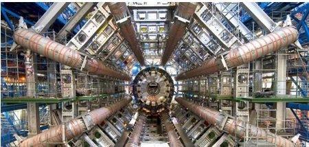 LHC Reaches 8 TeV Energy