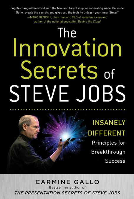 Seven Secrets of Innovative Steve Jobs -1