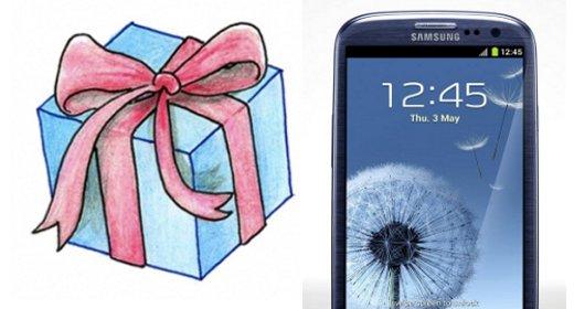 Samsung Galaxy S3 Dropbox