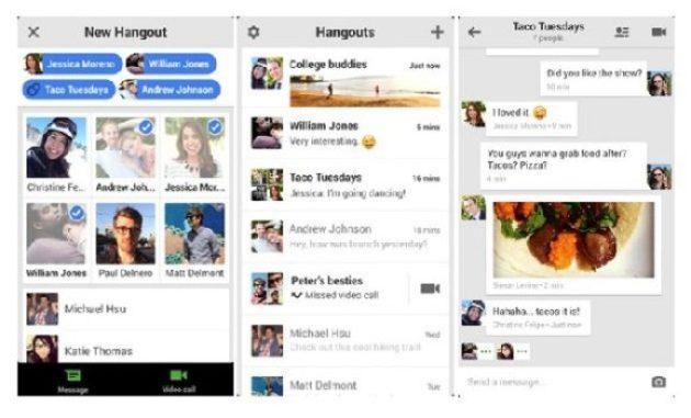 app store hangouts