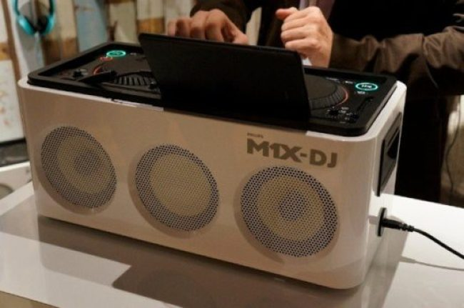 Philips Introduced New Ddevice for iOS Loving DJs