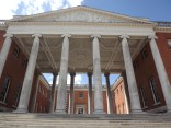 main entrance to Osterley House