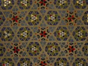 Chancel mosaic