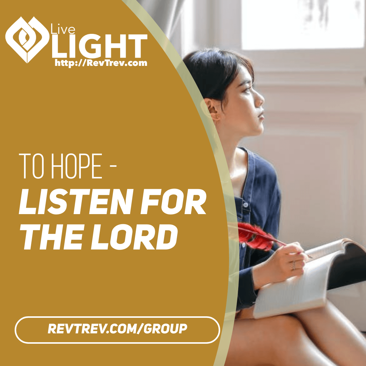 To Hope – Listen for the Lord via @trevorlund