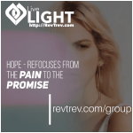 To Hope - Refocus from the Pain to the Promise