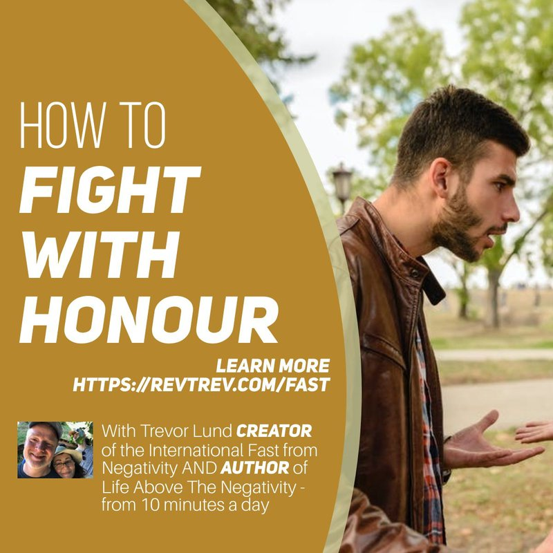 Fight with HONOUR