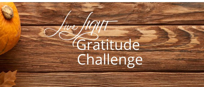 How to make your life better with a gratitude challenge