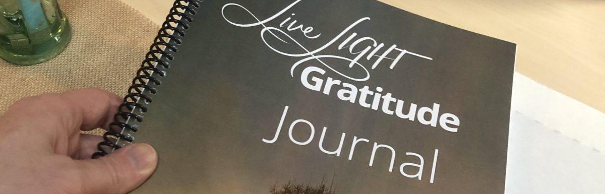 Want an amazing Gratitude Journal? Let me send you mine.