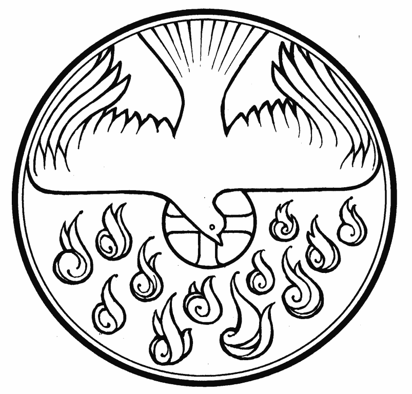 "» Pentecost–""Work of Pentecost"" (Acts 2:1-21) Rev. Tucher"