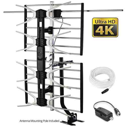 small resolution of pingbingding outdoor amplified hd digital tv antenna
