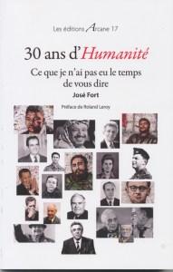 N81 30 ans d'Humanité