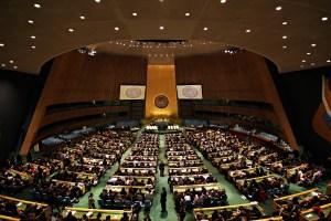 Assemblée générale de l'ONU
