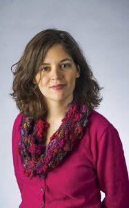 Marine Roussillon Membre de l'exécutif du PCF En charge du secteur éducation.