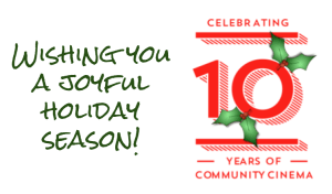 10 anniversary holiday posterr