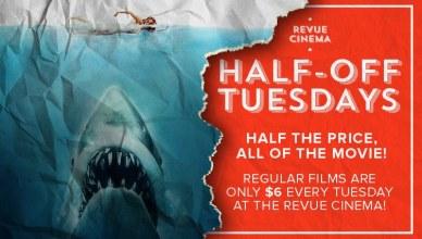 Revue Half Price Web Image