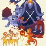 Secret of Nimh poster