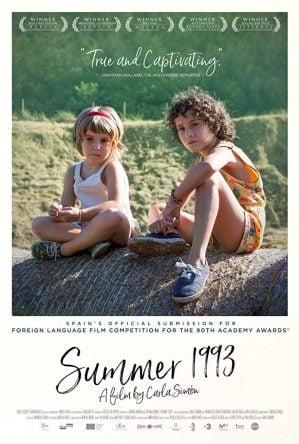 summer 1993 poster