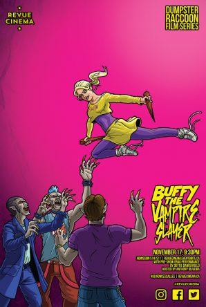 buffy 1992 poster