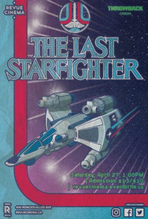 the last star fighter poster