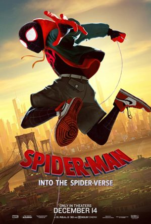 spiderverse poster