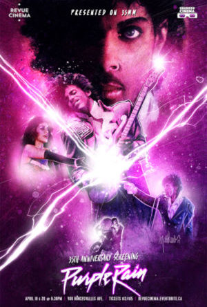 Purple Rain | REVUE CINEMA