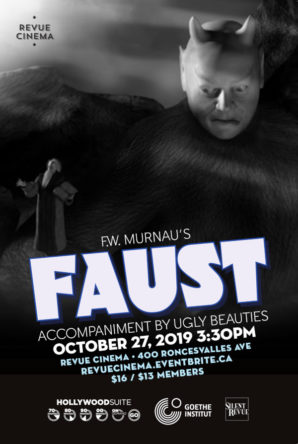 Faust poster 2019