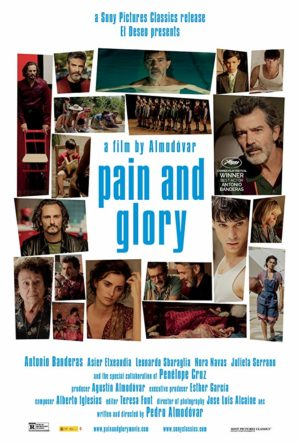 Pain & Glory poster