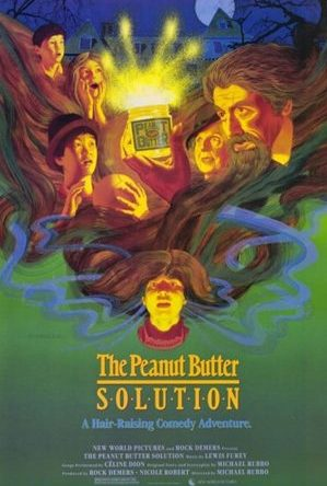 The Peanut Butter Solution poster